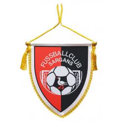 FC Sargans Autowimpel