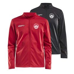 FC Sargans Jacke (schwarz/rot)