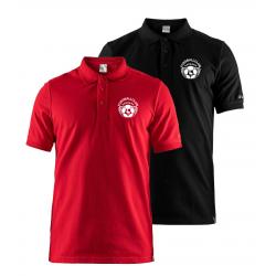 FC Sargans Polo (schwarz/rot)